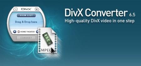 DivX converter