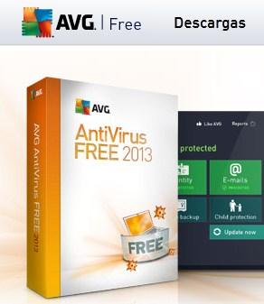Descargar el instalador completo (offline) de AVG free 2013