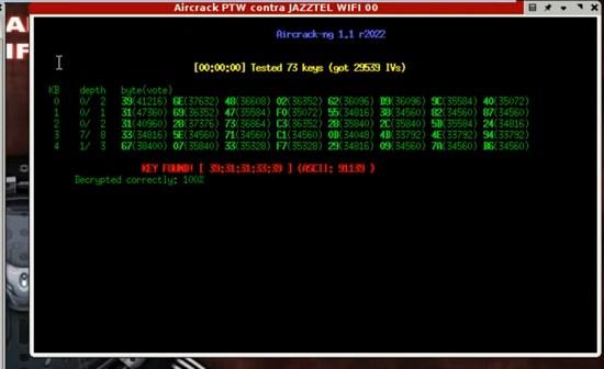 17 airoscript wifiway clave descifrada
