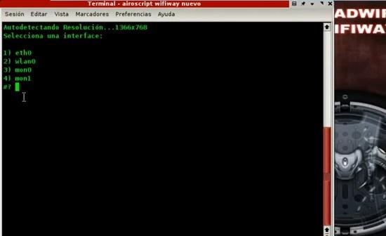 3 airoscript wifiway nuevo seleccion interface